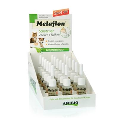 德國家醫ANIBIO MelaflonSpoton草本驅蟲滴劑 10mlX18支/盒 1盒
