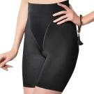 思薇爾 舒曼曲現 輕塑型系列高腰長筒束褲-黑色