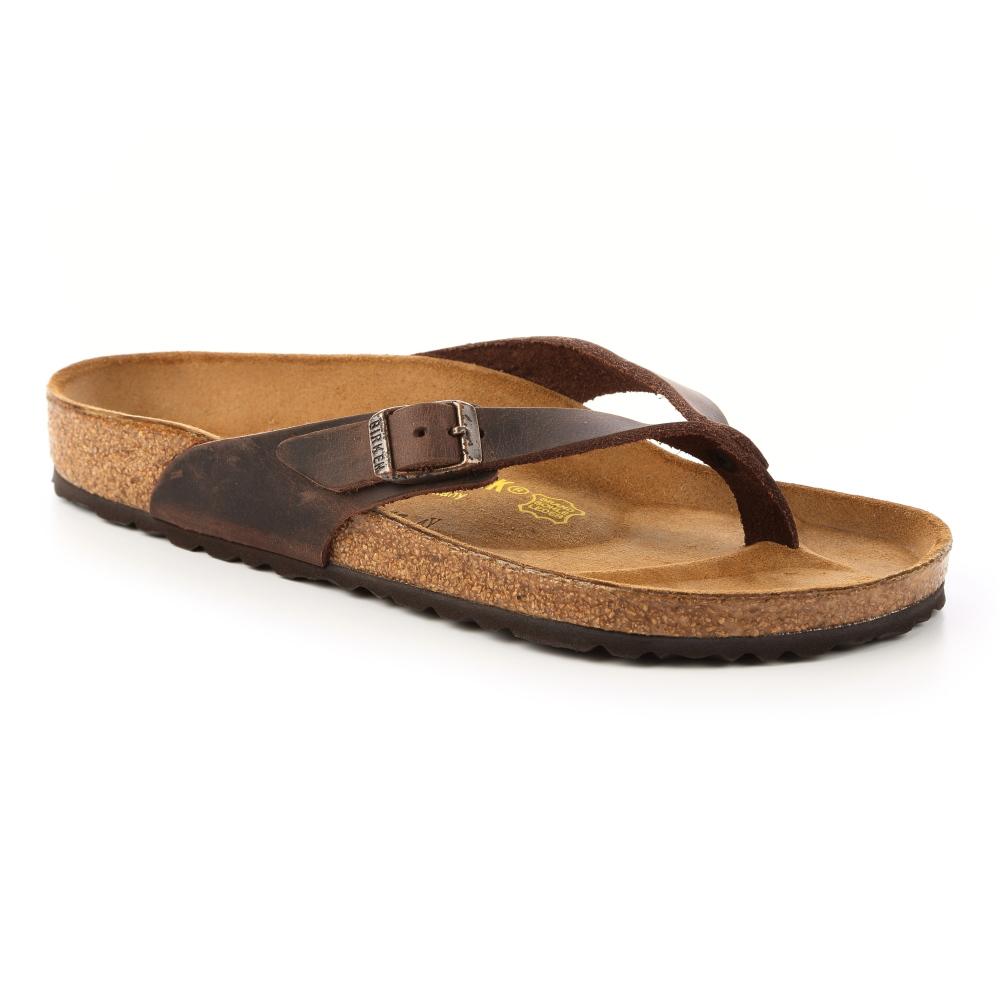 勃肯BIRKENSTOCK 020111。HABANA哈瓦那 夾腳拖鞋(深褐色)