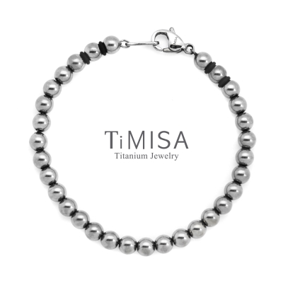 TiMISA 鈦鍺珠S 手鍊