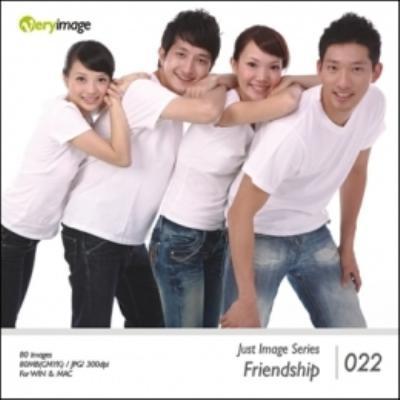 影像達人系列22-朋友情誼