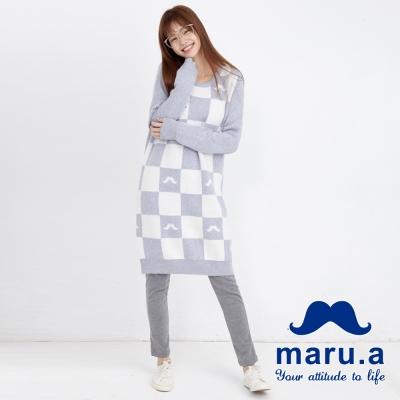 maru-a麻洛野-褲頭鬆緊彈性內搭褲