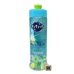 日本花王 水果香洗碗精 萊姆薄荷香240ml/瓶