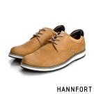 HANNFORT CANYON 動能氣墊鞋-男-經典黃
