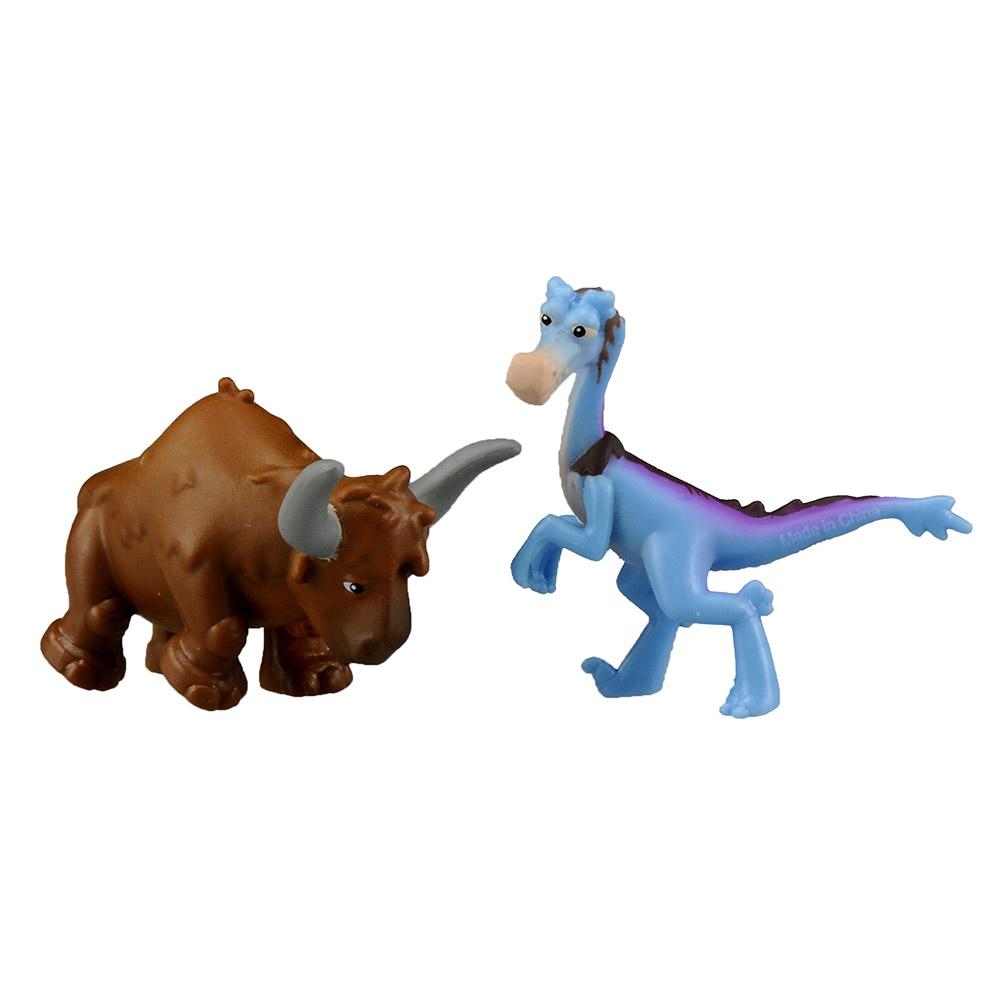 恐龍當家 - Q版 蠻牛&把噗