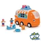 【WOW Toys 驚奇玩具】露營休旅車-凱西