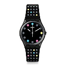 Swatch The Swatch Vibe BOULE A FACETTE 寶石切面手錶