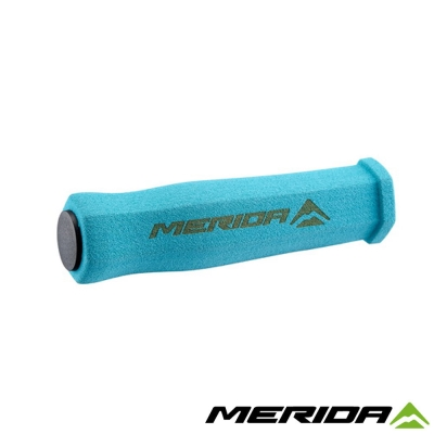 《MERIDA》美利達 2058033942 自行車握把 藍