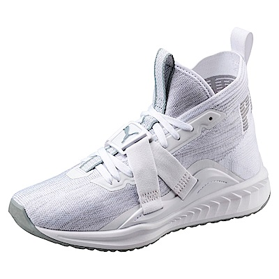 PUMA-IGNITE evoKNIT 2Wns女慢跑鞋-白