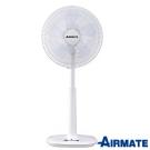 Airmate艾美特 FS35172B 14吋DC充電式遙控立扇