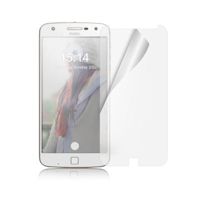 魔力 Motorola Moto Z Play 高透光抗刮螢幕保護貼-非滿版