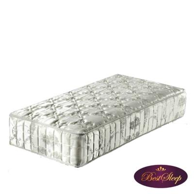 倍斯特手工名床-三線雙面EQ蠶絲2-0乳膠獨立筒