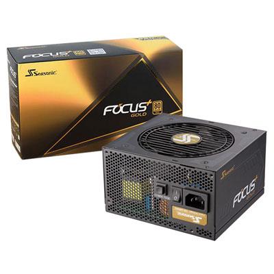 海韻 FOCUS Plus  750  Gold 金牌 全模組電源供應器