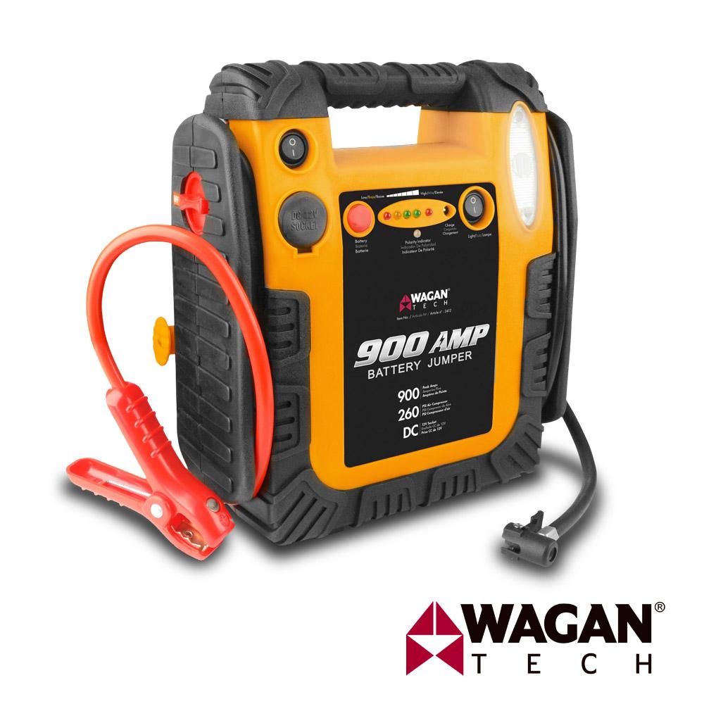 WAGAN多功能汽車急救器 (2412)-快