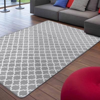 范登伯格 - 巧柔法蘭絨爛摺疊好收納進口地毯 (100 x 150cm)