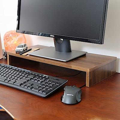 BuyJM低甲醛集成木防潑水桌上架/螢幕架54x24x8公分-DIY
