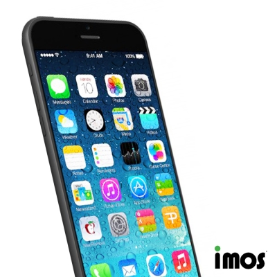 iMos 3SAS iphone 6 /6s 超抗潑水疏油效果保護貼