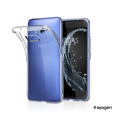 Spigen HTC U11 Liquid Crystal 超輕薄型彈性保護殼-透明