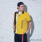 Nautica  街頭嘻哈Lil Yachty設計款POLO衫-黃