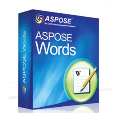 Aspose Words for .NET (程式開發) (下載版)