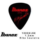 IBANEZ 1000KL 1.2mm 吉他彈片 黑色款 10片包裝