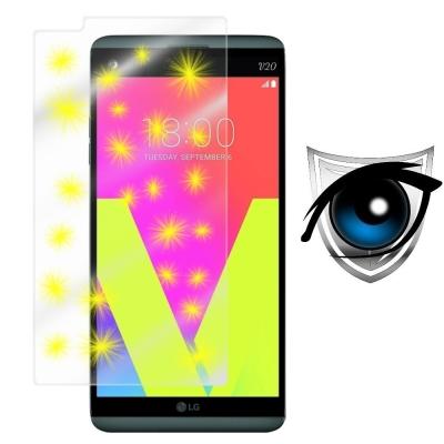 D&A LG V20 (5.7吋)日本原膜9H藍光超潑水增豔螢幕貼