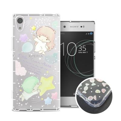 KIKILALA 雙子星 Sony Xperia XA1 Ultra 氣墊空壓殼...