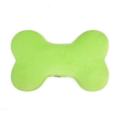 Yvonne Collection立體小骨頭抱枕-綠