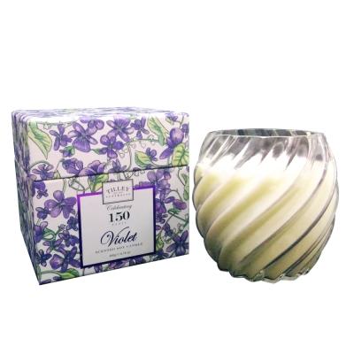 Tilley百年特莉 恆戀紫羅蘭香氛大豆蠟燭300g