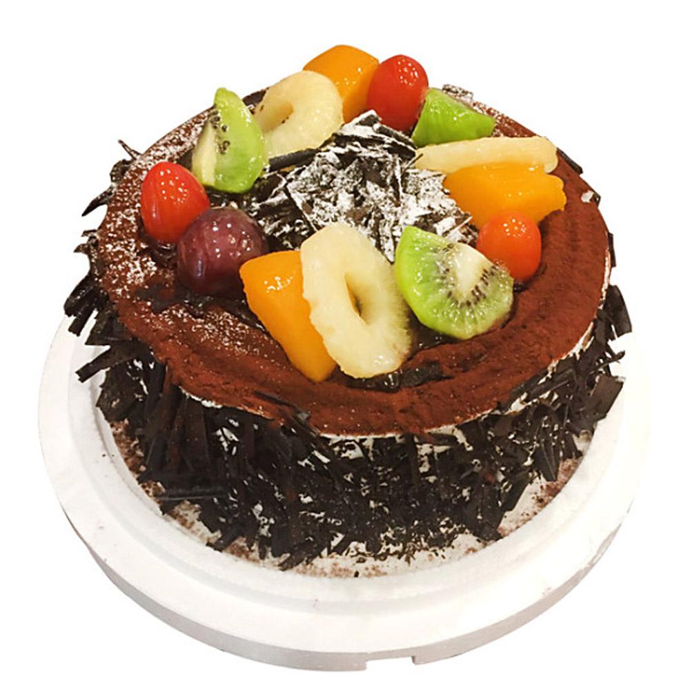 【台灣鑫鮮】經典黑森林蛋糕5吋