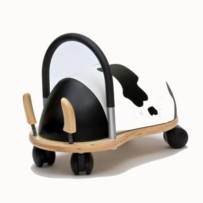 澳洲Wheely Bug 扭扭滑輪車 哞乳牛