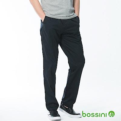 bossini男裝-輕便長褲01海軍藍