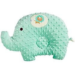 nac nac 魔豆造型枕-大象(蒂芬妮藍)
