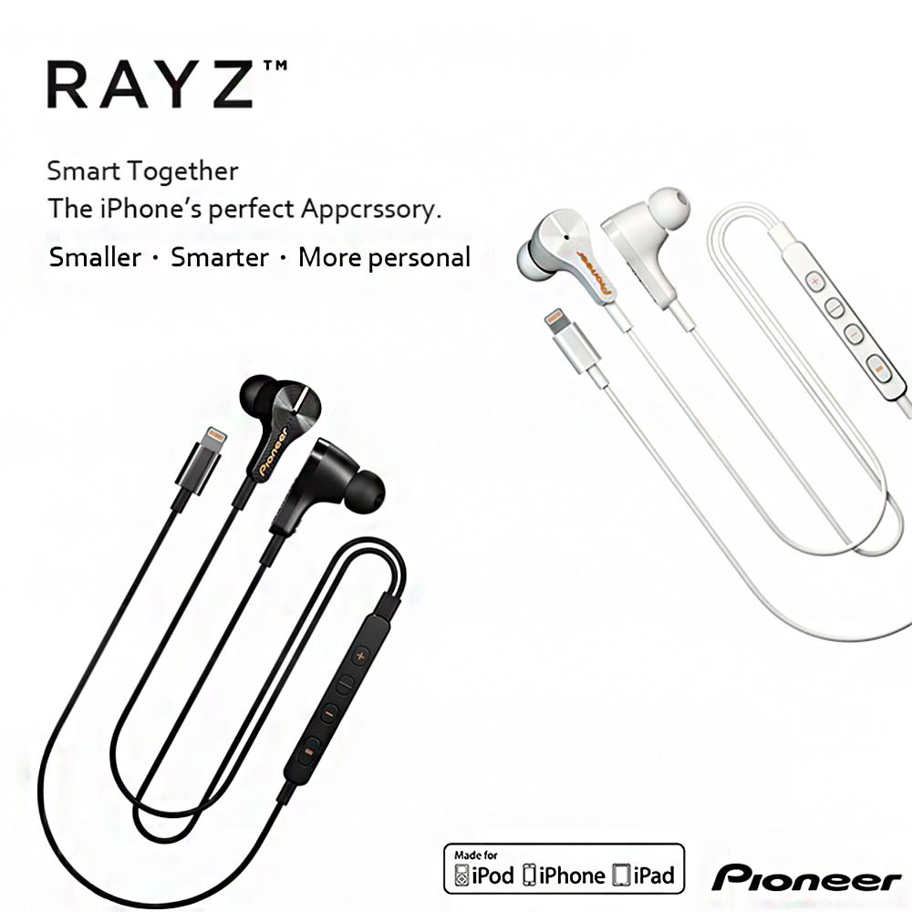 Pioneer Rayz - Lightning智慧耳機/ 代理商公司貨 @ Y!購物