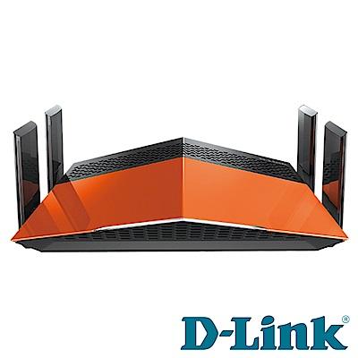 D-Link 友訊 DIR-879 AC1900 雙頻Gigabit無線路由器分享器