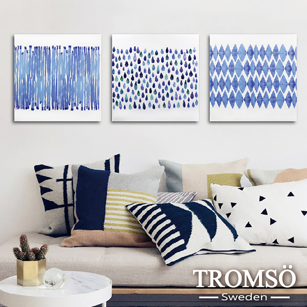 TROMSO時尚無框畫/簡單水生活(40X40CM)
