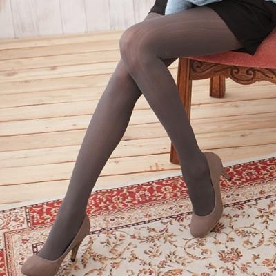 I-shi vivi流行彩色褲襪(深灰)
