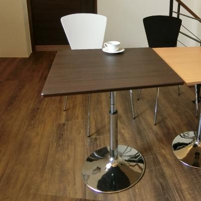 Amos-經典簡約方形升降吧檯桌