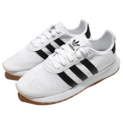 adidas 休閒鞋 FLB W 復古 膠底 女鞋
