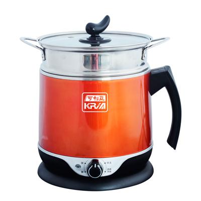 KRIA可利亞 多功能美食蒸煮兩用鍋KR-D029