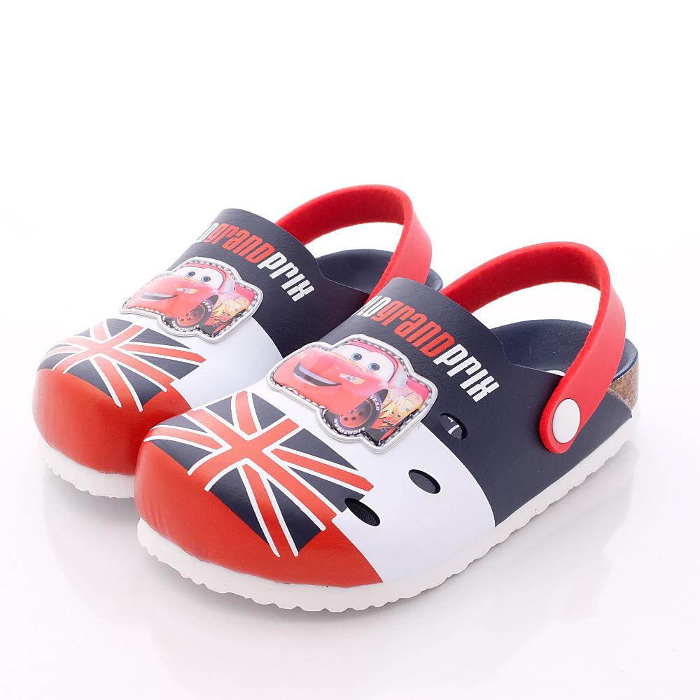 迪士尼童鞋-麥坤涼鞋款-FI53910藍白(中小童段)HN