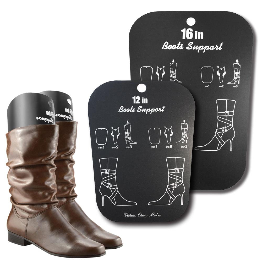 足的美形 魔法馬靴靴撐片12吋(3雙)+16吋(2雙)