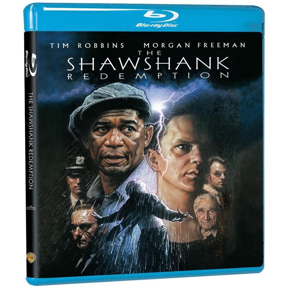 刺激1995 The Shawshank Redemption 藍光BD