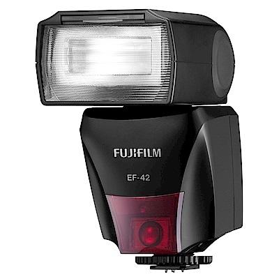 FUJIFILM EF-42 TTL Flash 外接式閃光燈 (公司貨)