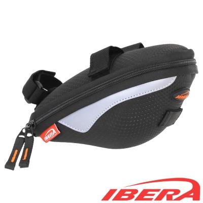 IBERA  自行車專用魔鬼氈半硬殼座墊包