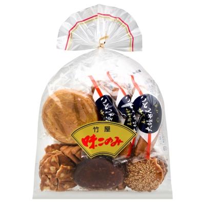 竹屋 竹屋綜合煎餅(210g)