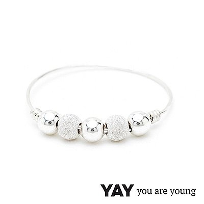 YAY You Are Young 法國品牌 Fruit Dor 雅果戒指 經典款 銀