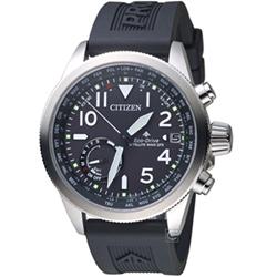 星辰CITIZEN PROMASTER GPS衛星對時限量腕錶(CC3060-10E)