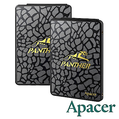 Apacer AS340 240GB 2.5吋 SATA III 固態硬碟