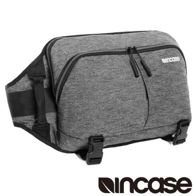 INCASE Reform Sling Pack 12吋 時尚簡約斜背筆電包 (麻黑色)